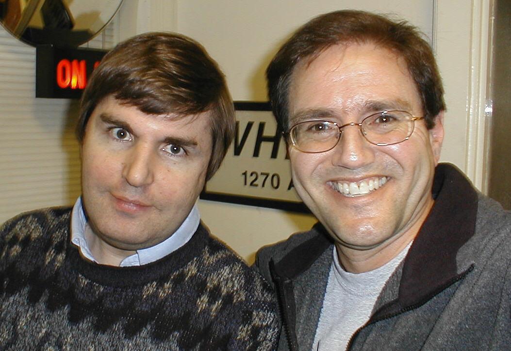 Dr. Stall & Mike Brummer